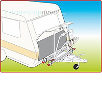 Fiamma Carry-Bike Caravan XLA + Spare Parts image 4