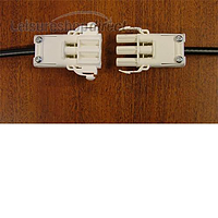 230 volt Push Fit Connector (in-line)