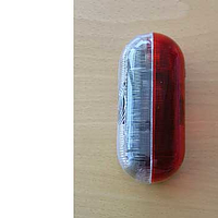 Jokon Side marker red/clear
