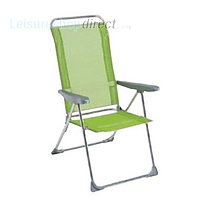 ALCO Multi Position High Back Chair- green