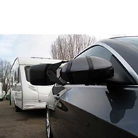 Milenco Safety Mirror - Flat