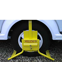 Milenco Caravan Wheelclamp Type C14
