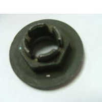 One shot nut, up to 06/98 for 4 stud wheels, BPW Chassis
