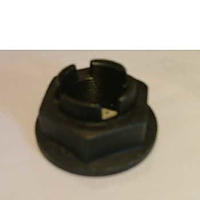 One shot nut, for 5 stud wheels, BPW Chassis