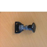 Window catch toggle (pair)