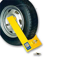 Strong Arm Wheel Clamp