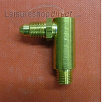 Injector and Elbow assembly
