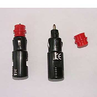 Plug for cigar socket & continental socket