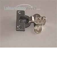 Caravan Cupboard and Locker Door Hinges image 1