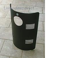 Back door panel - Provence Heater