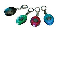 Micro Cyba-Lite LED Keyring Torch one size (Blue) WHILE STOCKS LAST