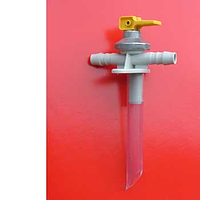 Safety valve and drain tap for Truma Boilers