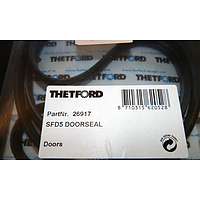 Thetford Battery Box Door Seal for No 5 Door
