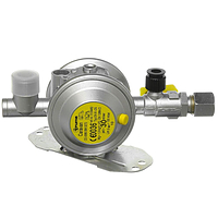 Truma gas regulator, 30 mbar, 10mm outlet