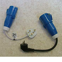 Adaptor leads image 1