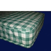Framed Superior Caravan Mattress 6ft3in x 4ft