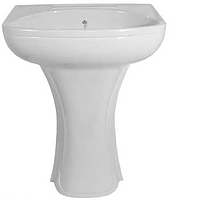 Kingston Pedestal - White