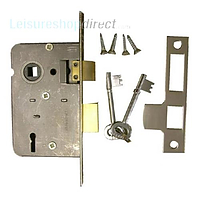 LEGGE 'R' 2 lever mortice lock only