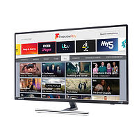 "Avtex 279DSFVP 27"" Wi-Fi Connected HD TV with Freeview Play (12V/240V)"