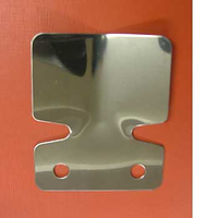 Bump Guard stainless steel - small