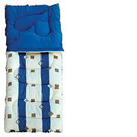 Royal Umbria Blue 50oz King Size Single Sleeping Bag
