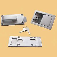 Caraloc 700 Door Lock for Touring Caravans - Left Hand