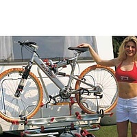 Fiamma Carry-Bike Caravan XL A Pro 200, Fiamma bike racks, accessories, external fittings.