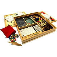 Deluxe Large Over 15 Family Games Compendium