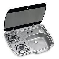 Dometic HSG2445 Hob & Sink