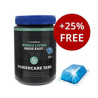Dometic Tab-Lotto Powercare Tabs (Pack of 20)