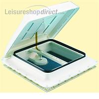 Fiamma Rooflight Vent 160 - 40 x 40cm - Crystal