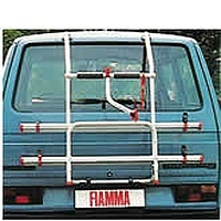 Fiamma VW type 3,  type 25 , Fiamma bike racks, accessories, external fittings.