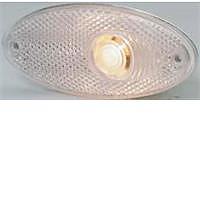 Hella Oval Front Marker Light