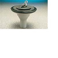 "Sink waste 1 1/4"" x 3/4"" straight outlet"