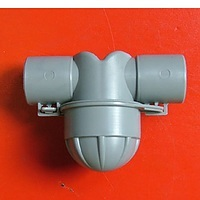 Waste Pipe Smell Trap 28mm
