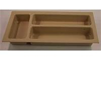Small Cutlery Tray Beige