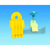 Groundsheet cover clamp pack of 4