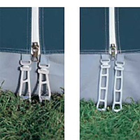 Ladder Fixing Straps pk10