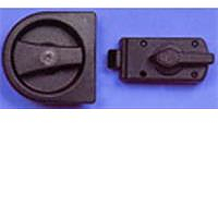 Caraloc 2000 Door Lock - Left Hand