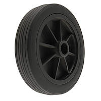 Maypole Jockey wheel spare wheel 170mm plastic
