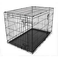 Metal Fold Flat Crate - Large