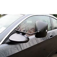 Milenco Grand Aero 2 Towing Mirror - Convex Twin Pack