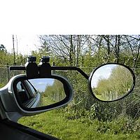 Milenco Flat and Convex Mirrors, Towing Mirrors, Accessories