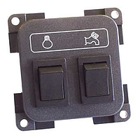CBE Pump and Light Switch