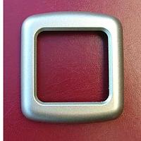 CBE 1 Way Outer Frame colour- Grigio Aluminio (Grey Aluminium)