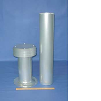 Flue kit for Morco G111E water heater