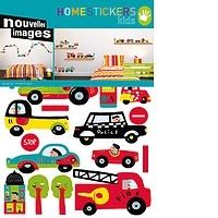 Cars And Trucks Wall Stickers- Nouvelles Images