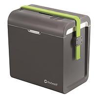 Outwell ECOcool Slate Grey Coolbox - 24L (12V/230V)