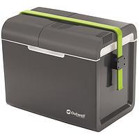 Outwell ECOcool Slate Grey Coolbox - 35L (12V/230V)