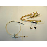 Grill thermocouple and electrode dup xl